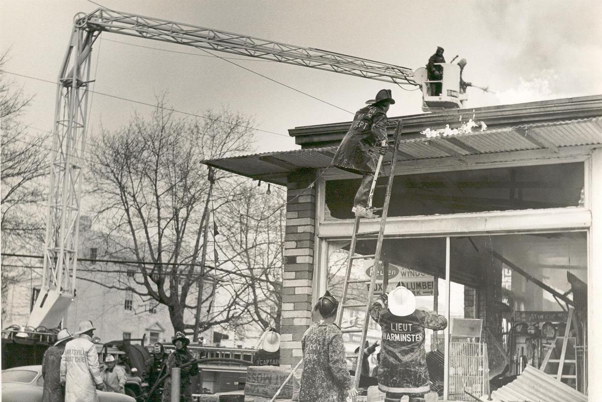 Bux Mont Lumber Fire9